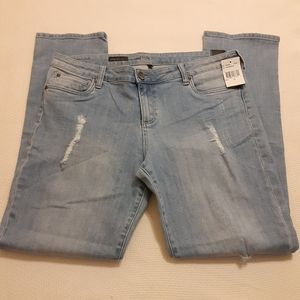NWT Kut from the Kloth Catherine boyfriend jeans